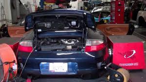 bisimoto porsche 996 tuning of porsche 996 turbo with bisimoto pulse chamber purol and