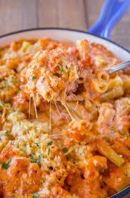 Olive Garden Five Cheese Marinara - olive garden five cheese ziti al forno copycat dinner then dessert