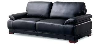 canap lit en cuir canape lit cuir noir canapac convertible cuir 2 places alacgant