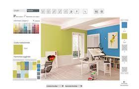 simulateur deco chambre schön simulateur decoration peinture simulation mur on d interieur