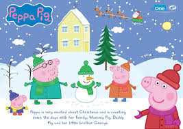 peppa pig advent calendar toys u0026 character george