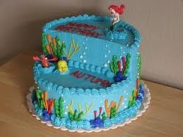 173 Best Under The Sea Cakes Images On Pinterest Sea Cakes