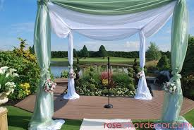 wedding arches rental vancouver linens rentals chair decor