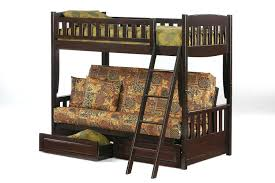 Bunk Bed With Futon On Bottom Bunk Beds With Futon Bunk Bed With Futon Bottom Canada Bunk Bed