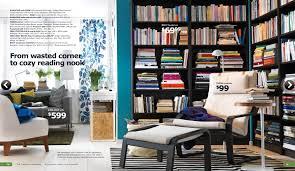 A Frame Interior Design Ideas by Ikea 2011 Catalog Full