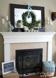 40 Fireplace Design Ideas Mantel Decorating For Remodel 7