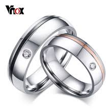 aliexpress buy vnox 2016 new wedding rings for women buy simple wedding rings and get free shipping on aliexpress