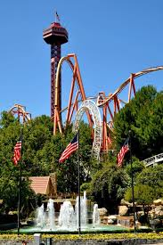 Six Flags Offers Newsplusnotes Six Flags Magic Mountain To Offer 365 Days Of Fun
