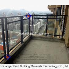 balcony railing design glass balcony railing design glass