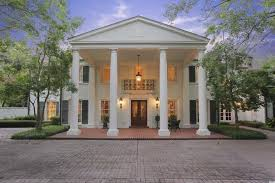 colonial architecture river oaks home houston exle colonial style house