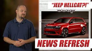 hellcat engine jeep 2017 jeep grand cherokee trackhawk is jeep making a hellcat