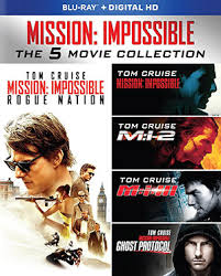 mission impossible film series wikipedia