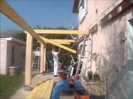 Pergola Bois Pas Cher construction pergola youtube