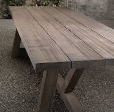 outdoor rectangular dining table 49 best table ideas images on pinterest dining rooms dining room