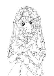 image result for anime coloring pictures drawing pinterest