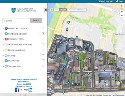 Arizona State University Campus Map by Mass General Hospital Launches Atlas3d Powered Interactive Campus Map
