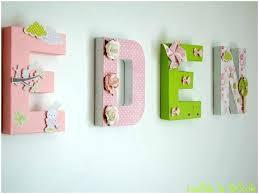 lettres pour chambre bébé lettre chambre bebe fille a market pour large size