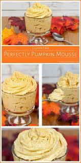 light pumpkin dessert recipes this pumpkin mousse makes for a perfect fall dessert it is light