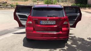 dodge caliber 2 0 crd sxt sport 5dr turbo diesel lhd for sale in
