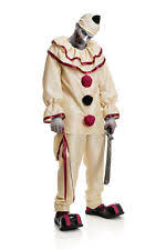 scary clown costumes horror clown costume by charades 03117v large ebay