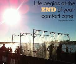 Life Begins Outside Of Your Comfort Zone What Triathlon Has Taught Me And Can Teach You About Life