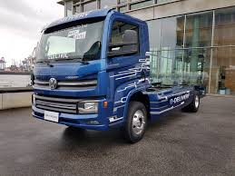 electric truck volkswagen u0027s new e delivery electric truck will go on sale in 2020