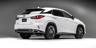 lexus rx redesign years lexus shows new generation its best selling rx