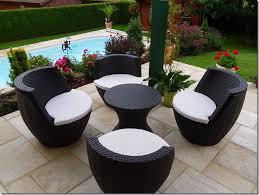 canape de jardin en resine tressee pas cher salon jardin resine mobilier de jardin pas cher objets