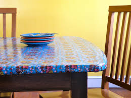 fitted vinyl tablecloths for rectangular tables modernjune new elasticized tablecloths