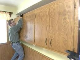 how to remove kitchen cabinets furniture design and home
