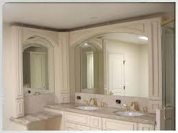 Custom Bathroom Mirror Custom Mirrors For Bathrooms Custom Cut Mirrors For Bathroom