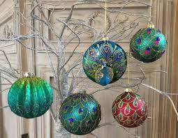 Glitter Christmas Ornaments Pinterest by Best 25 Gisela Graham Christmas Ideas On Pinterest Gisela