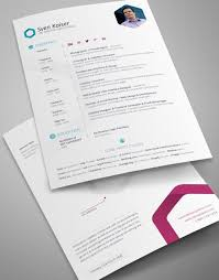 beautiful resume templates resume template indesign free 50 beautiful cv templates in ai psd