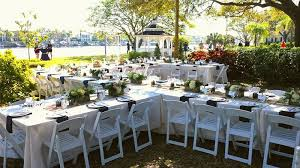 table and chair rentals island party rentals ta event rental store st petersburg clearwater