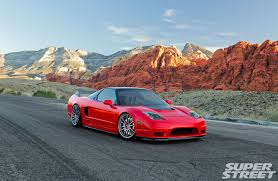 1991 acura nsx building honda u0027s dream car