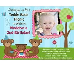 teddy bear birthday invitations boy u2013 bagvania free printable