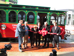 harbor point trolley stamford downtown this is the place