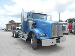kenworth t800 used 2015 kenworth t800 tandem axle sleeper for sale in ms 6577
