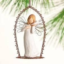 willow tree of prayer ornament