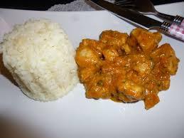 plat facile a cuisiner mafé poulet au beurre de cacahuètes recette facile