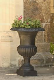 accessorize your garden with easy care containers from campania