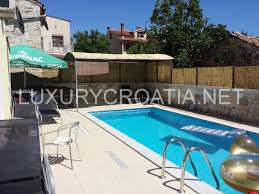 House With Pool Sold House With Pool For Sale In Porec Istria Luxurycroatia Net