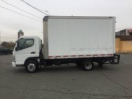 mitsubishi fuso box truck 2010 mitsubishi fuso fe145 automatic diesel liftgate 14ft box