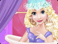 princess rapunzel special bath games