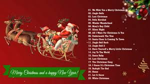 classic christmas songs christmas songs collection best songs christmas christmas songs playlist the most beautiful best
