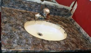 Faux Granite Dimestore Diva Diy Faux Real Ya U0027ll Granite Countertops For Less