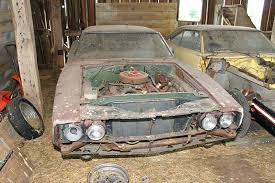 Barn Fresh Cars Two Rare Mopar Aero Warriors Found Hidden In A Hay Barn Rod