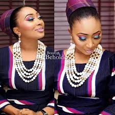 african make and asooke hair styles can t believe this isn t a bride absolutely stunning striped