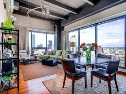 corner penthouse with the best city and mountain views in denver