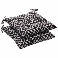 Black And White Patio Cushions by 25 Nice Pictures Black And White Outdoor Pillows Home Devotee